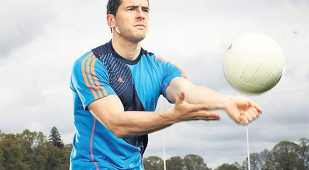 Dublin footballer and Adidas ambassador Bernard Brogan is delighted at the start his team have made to the defence of their All-Ireland title
