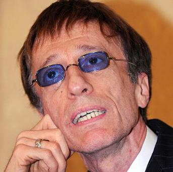 Fans will get a final chance to say farewell to late Bee Gees star Robin Gibb on Friday