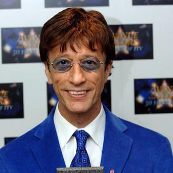 Robin Gibb's death drew tributes from across the music world