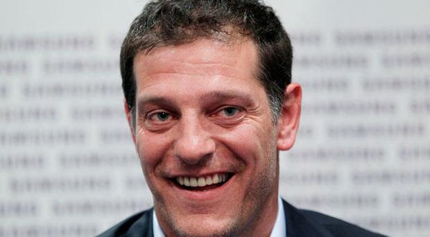 Croatia's soccer team coach Slaven Bilic. Photo: Reuters