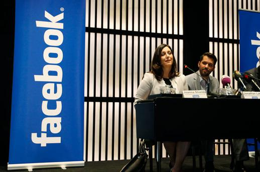 Facebook to pay Irish firms 50c for each 'like'