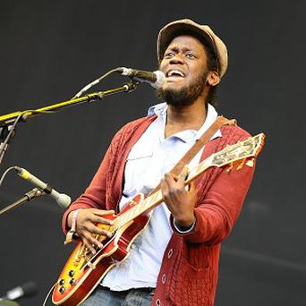 Michael Kiwanuka wasn't sure about his singing voice at first