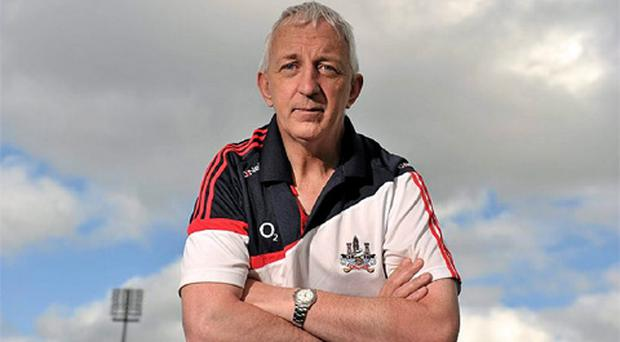 Cork manager Conor Counihan during a press evening ahead of their Munster GAA Football Senior Championship Semi-Final game against Kerry.