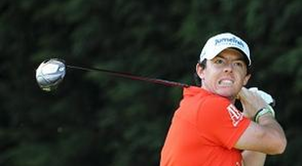 Rory McIlroy is not too downhearted ahead of his forthcoming US Open defence