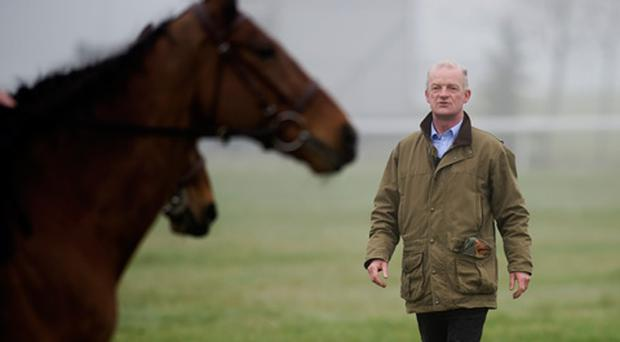 Willie Mullins. Photo: Getty Images