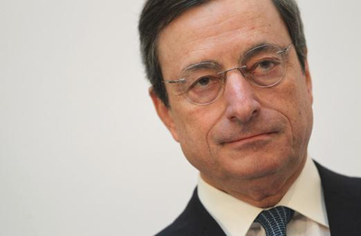 Mario Draghi, President of the European Central Bank (ECB). Photo: Getty Images