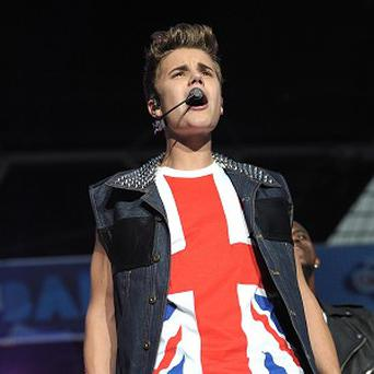 Justin Bieber reportedly had to move hotels during his stay in London