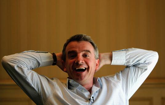 Ryanair Chief Executive Officer Michael O'Leary. Photo: PA