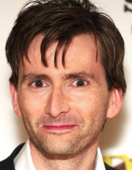File photo dated 21/03/2012 of David Tennant, who has told how he found his rise to fame