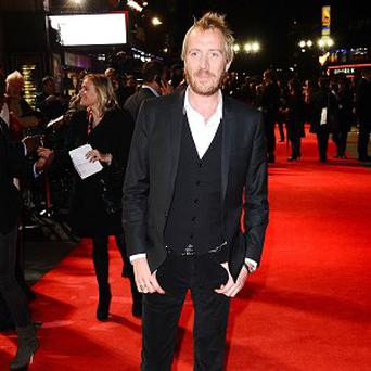 Rhys Ifans had to get his head around playing a lizard