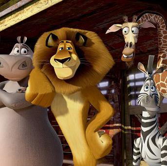 Madagascar 3 has proved a hit at the US box office