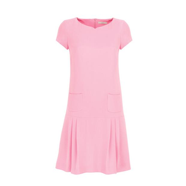 Dress, €49 from Marks and Spencer.