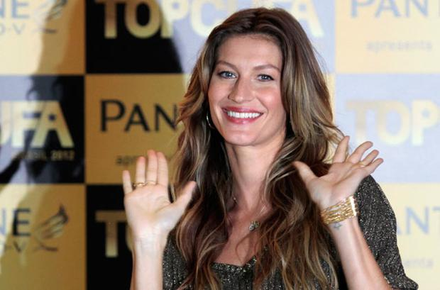 Supermodel Gisele Bündchen has launched a search to find top models in South America. Photo: Reuters