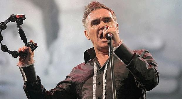 Morrissey sought damages over an item headlined 'Morrissey: Big mouth strikes again', which included a quote from him saying: 'The gates of England are flooded. The country's been thrown away.'