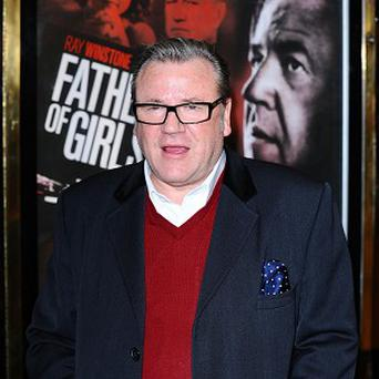 Ray Winstone could be starring alongside Russell Crowe in Noah