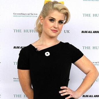 Kelly Osbourne has been released from a US hospital after receiving treatment for a head injury