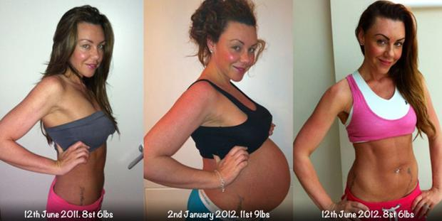 Photo: Michelle Heaton/Twitter
