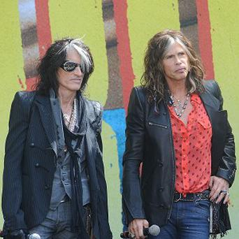 Joe Perry and Steve Tyler are going back on the road with Aerosmith
