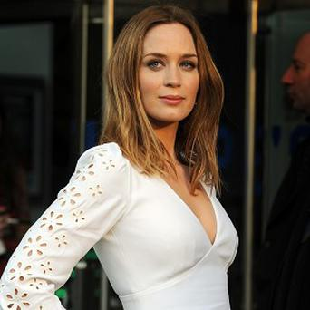Emily Blunt stars in new comedy Your Sister's Sister