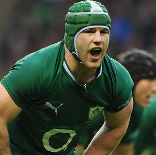 Rugby star Sean O'Brien has been targeted by thieves