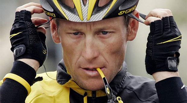 Under a cloud: Lance Armstrong faces new doping allegations. Photo: AP