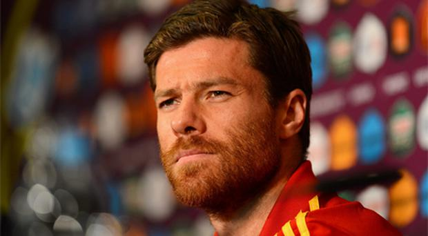 Xabi Alonso. Photo: Getty Images