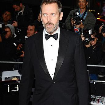 Hugh Laurie is the latest star linked to the RoboCop remake