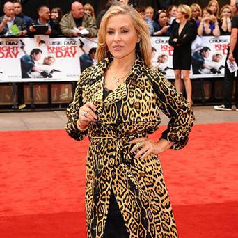 Anastacia was a big hit at X Factor auditions in Glasgow