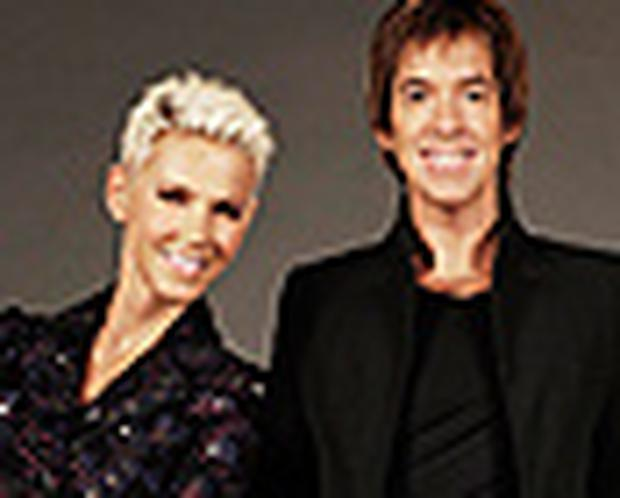 Roxette bringing 30th annivers...