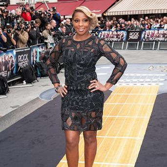 Mary J Blige has a number of acting roles in the pipeline