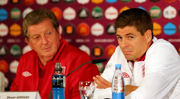 Steven Gerrard last night said that England expected to beat Sweden in today's Euro 2012 Group D match
