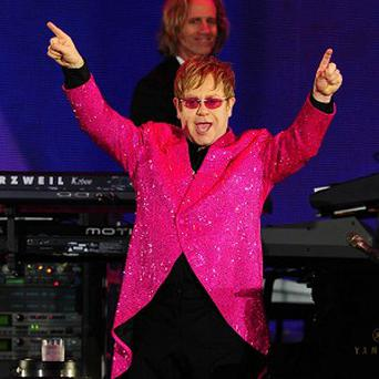 Sir Elton John will play at the Peace One Day concert in London