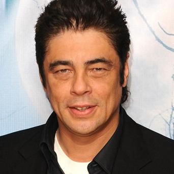 Benicio Del Toro looks set to star in Jimmy Picard