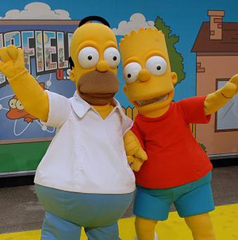 Homer Simpson has been voted favourite film dad in a poll by Empire Cinemas