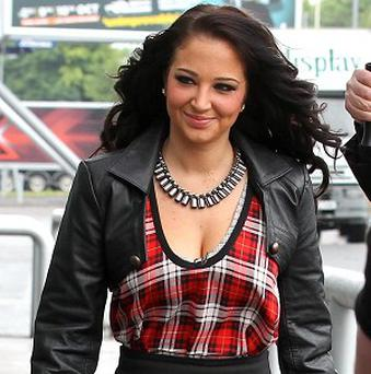 Tulisa Contostavlos formed N-Dubz with her cousin Dappy and former boyfriend Fazer