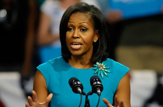 Michelle Obama. Photo: Getty Images