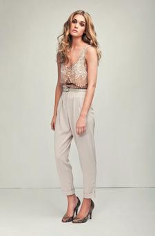 Top, €55; trousers, €40, both Alwear