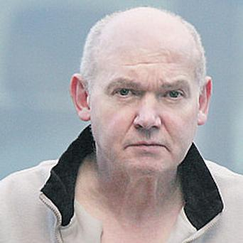 Frank Mulligan outside the Central Criminal Court in Dublin at an earlier hearing
