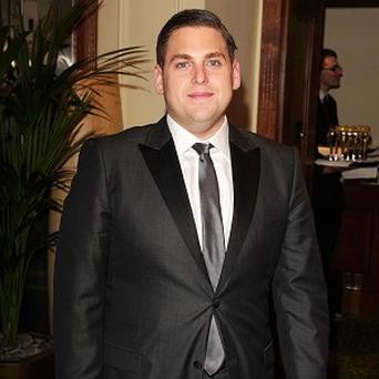 Jonah Hill had earlier had to turn down Quentin Tarantino because of a scheduling conflict