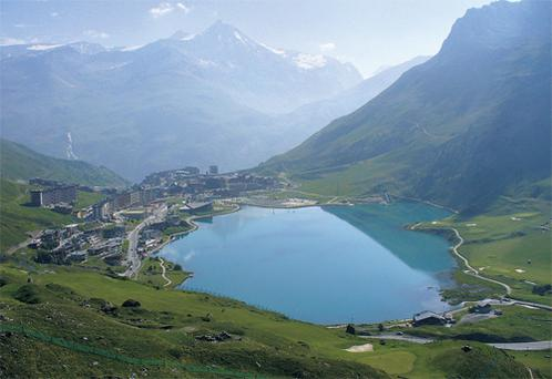 Tignes is an extensive and upwardly sprawling resort in the French Alps