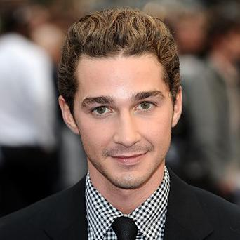 Shia LaBeouf appears naked in Sigur Ros' new video