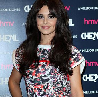 Cheryl Cole sings about an old boyfriend on her latest album