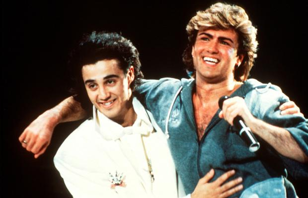 Wham: rumoured to be planning a 'one-off pop extravaganza' Photo: Getty Images