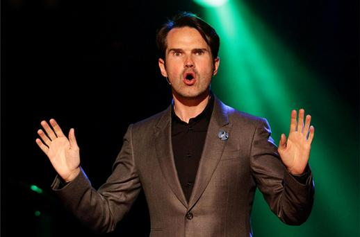 Jimmy Carr: tax scheme 'morally wrong'