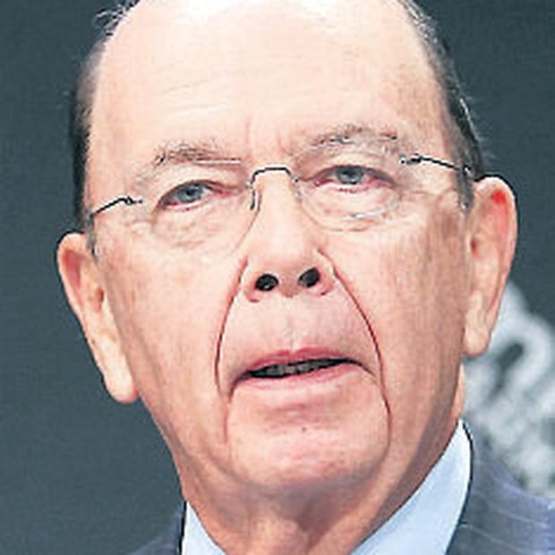 Wilbur Ross has joined the board of Bank of Ireland