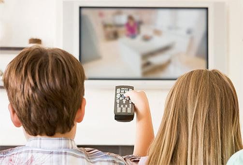 Banning TV could make children less active. Photo: Thinkstock