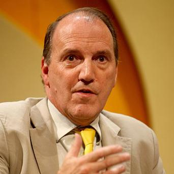 William Hague promised not to inform Nick Clegg after Simon Hughes accidentally promoted him to Deputy Prime Minister