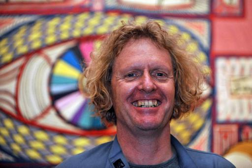 File photo dated 5/10/2011 of artist Grayson Perry who has signed an exclusive deal with Channel 4 which will see him acting as an on-screen social anthropologist. PRESS ASSOCIATION Photo. Issue date date: Thursday June 21, 2012. The artist - described by the channel as