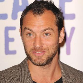 Actor Jude Law has launched a major festival in Northern Ireland