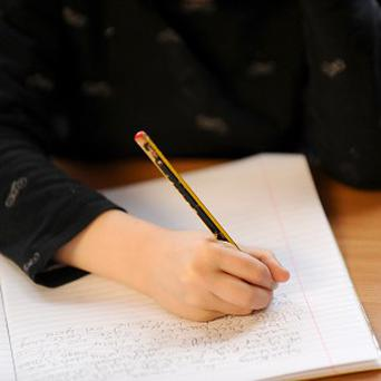 Pupils at the Discovery Academy in Stoke-on-Trent were asked to complete a piece of writing imagining they had only hours to live